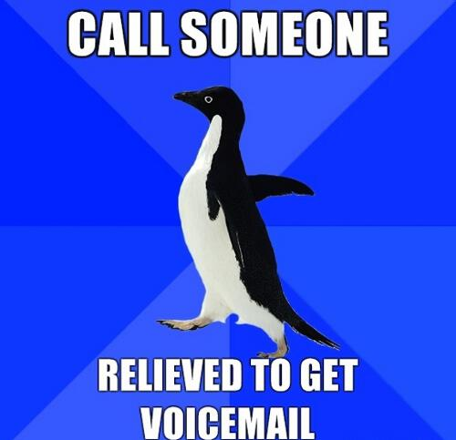 Socially Awkward Penguin Memes