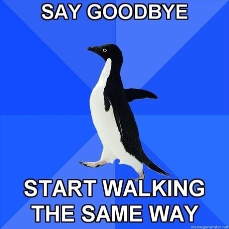 Walking The Same Way
