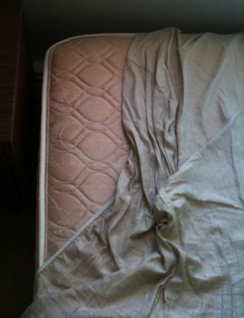 first world problem bed corner The Worst Of The Best: First World Problems