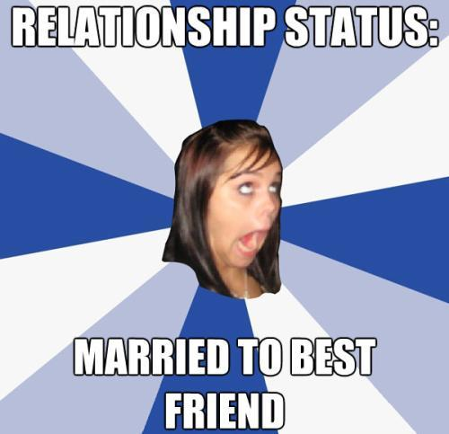 Annoying Facebook Relationship Status