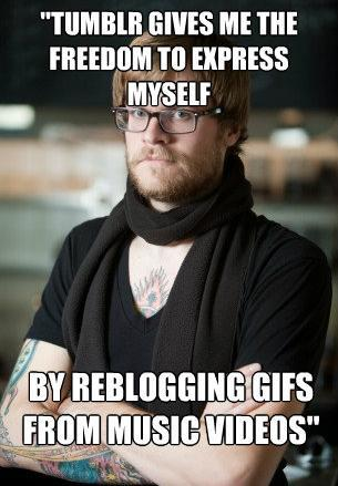 Hipsters Use Tumblr Meme