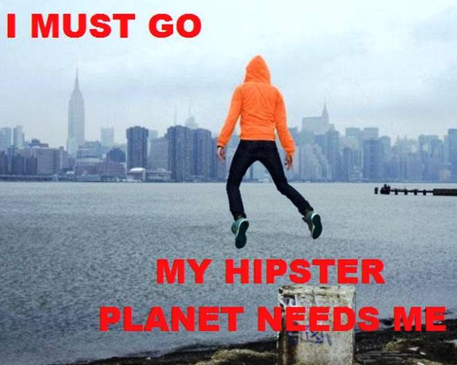 Tumblr Troll Hipster Planet
