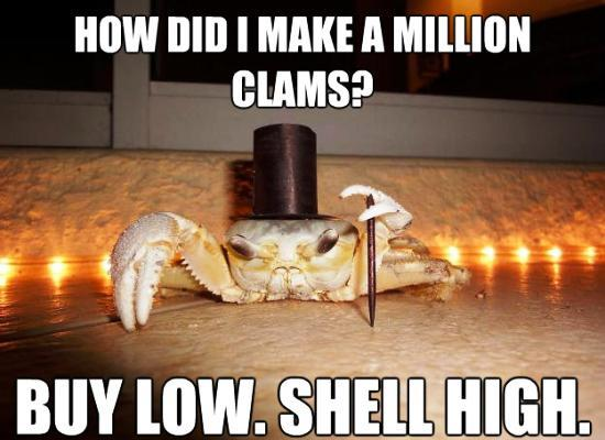 How Fancy Crab Made A Million Clams
