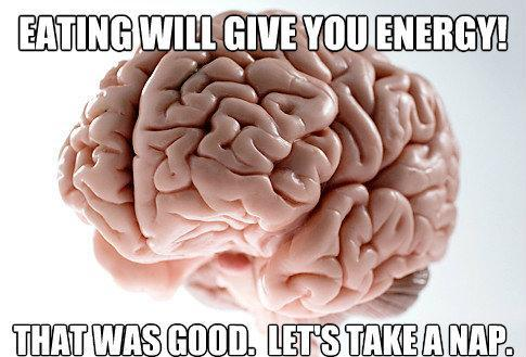 Brain Food Energy