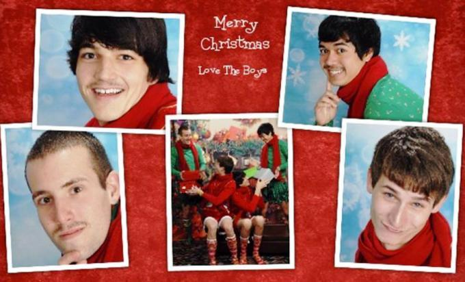 Hilarious Christmas Cards Love The Boys