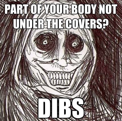 Horrifying Houseguest Dibs