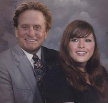 Midwest Celebrities Michael Douglas Catherine Zeta Jones