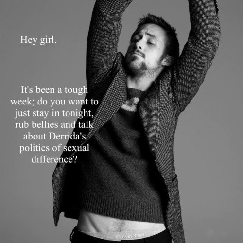Ryan Gosling Meme Sexual Difference