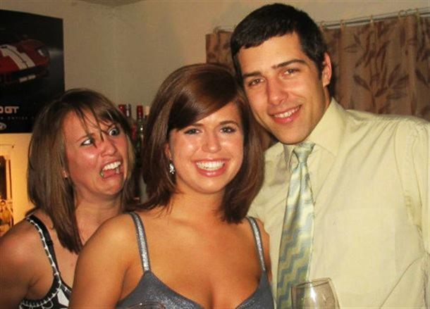 Epic Photobombs Relationship
