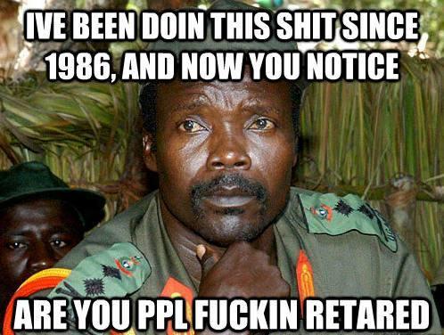 Kony Memes 1986