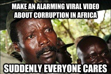 Kony Meme Caring
