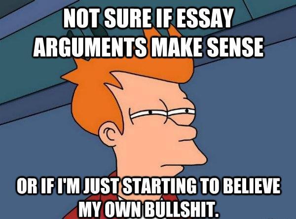 Futurama Fry Essay