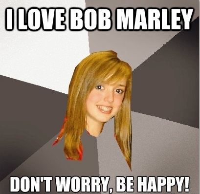 marley The Musically Oblivious 8th Grader Meme