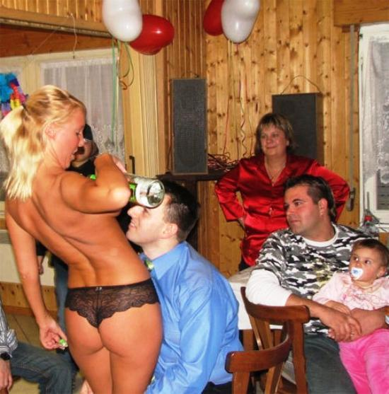 Terrible Parents Strippers