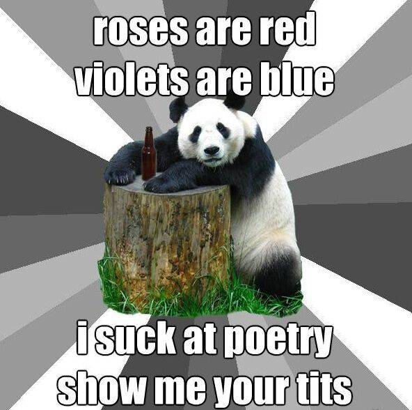 I Suck At Poetry