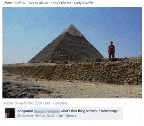 Greatest Facebook Statuses The Ancient Pyramids Of Stonehenge