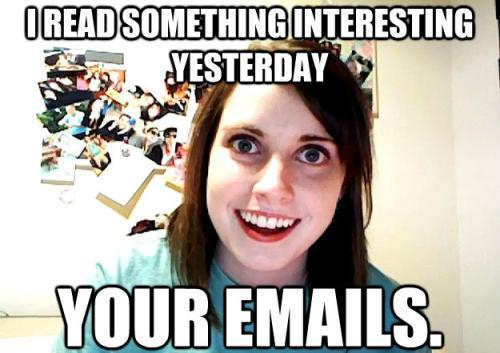 Let Me Read Your Emails