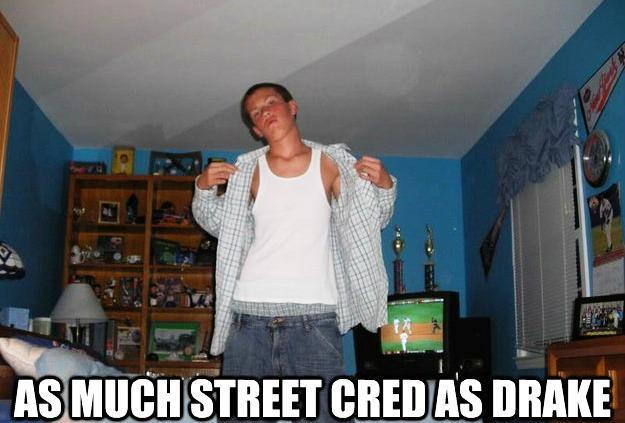 Suburban Hardass Drake
