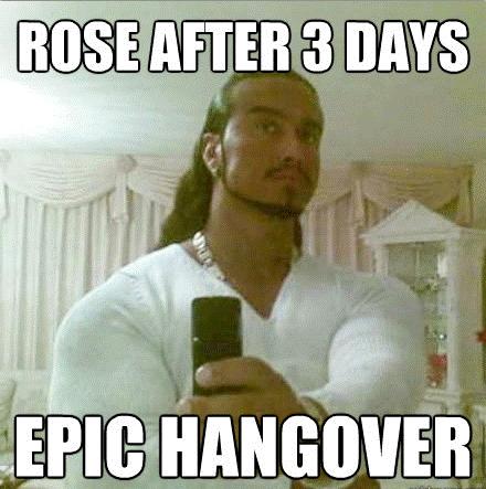 Guido Jesus Epic Hangover