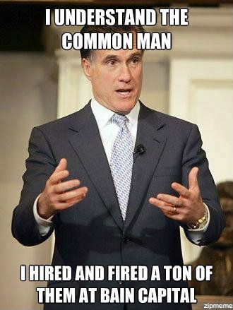 Relatable Mitt Romney Common Man