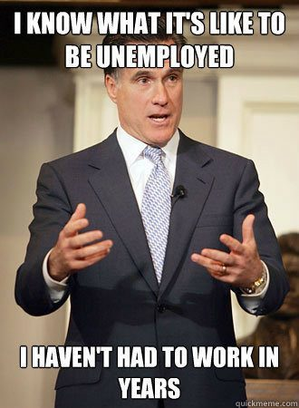 Mitt Romney On Unemployment
