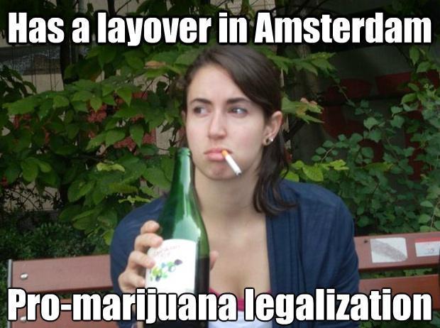 Study Abroad Bitch amsterdam