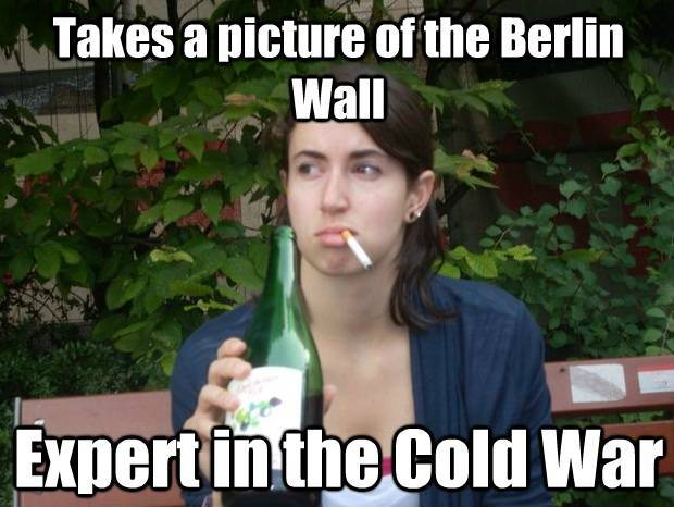Study Abroad cold-war