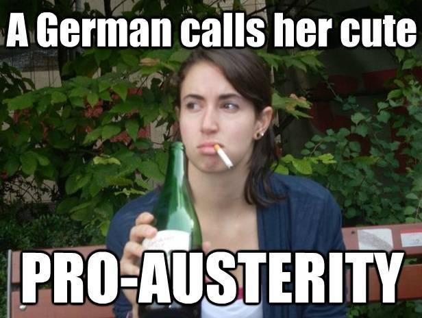 Study Abroad Meme german