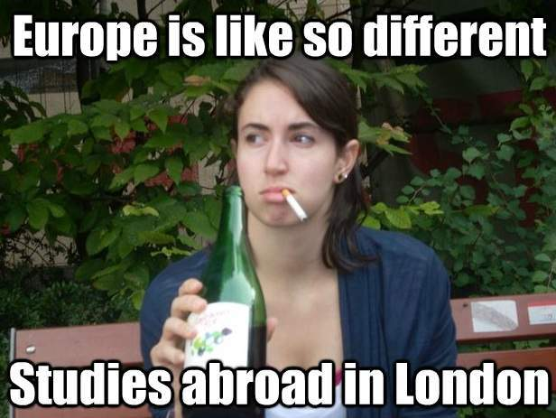 study abroad bitch london The Study Abroad Bitch