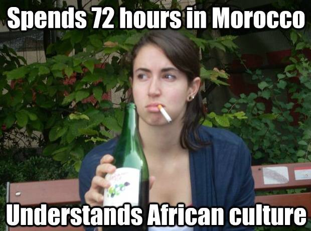 Study Abroad Bitch morocco