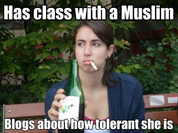 Abroad Bitch tolerance