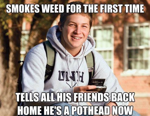 College Freshmen Memes