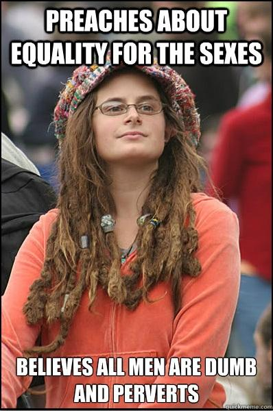 College Liberal Feminism