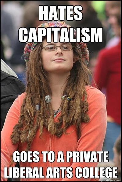 Hates Capitalism