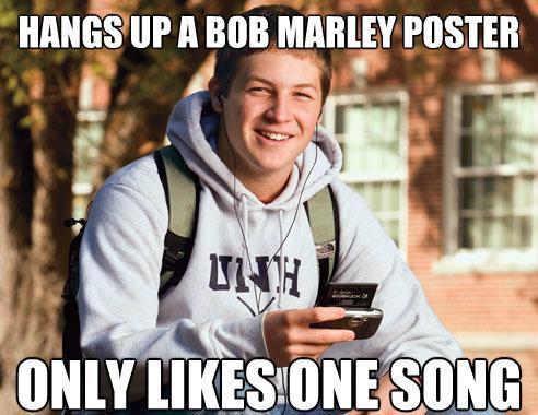 Hilarious College Freshman Memes