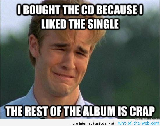 90s Problems CD