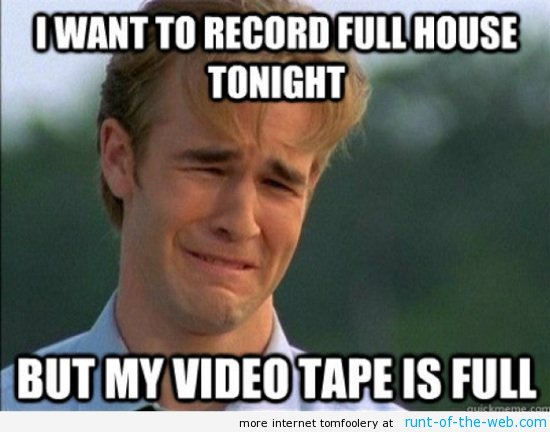 90s Problems Full House