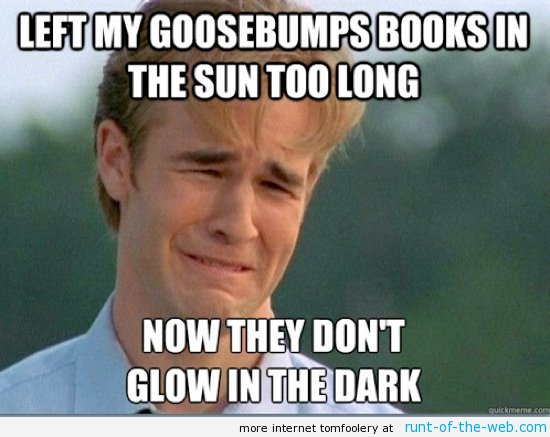 90s Problems GooseBumps