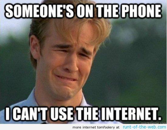 90s Problems Internet
