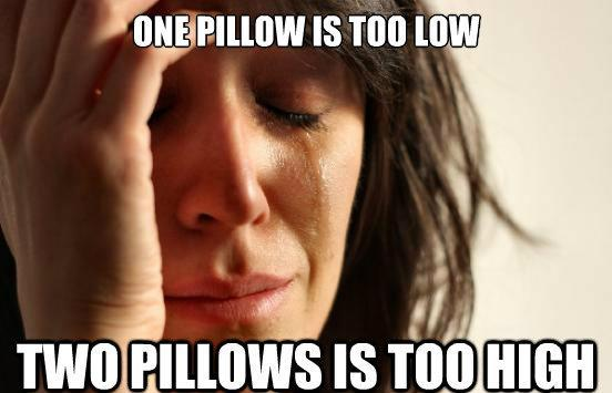 The Pillow Problem
