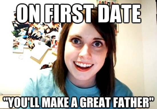 Great Father First Date