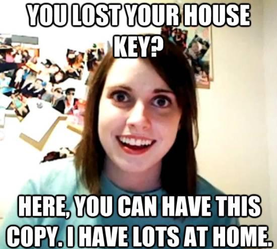 OAG Lost Keys