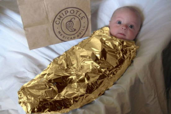 Kid Burrito Halloween Costumes