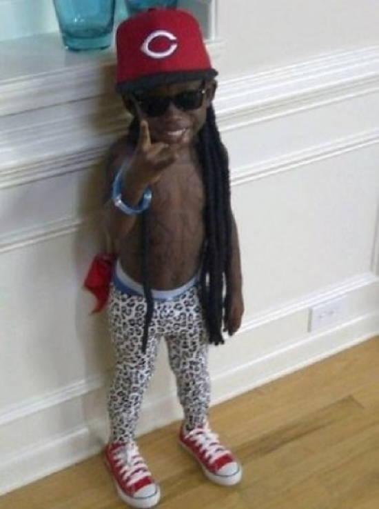 Lil Wayne Costume