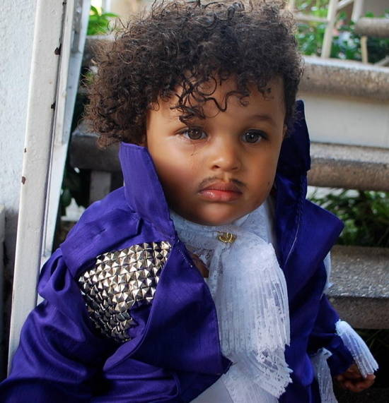The Strangest Kids' Halloween Costumes Of All Time