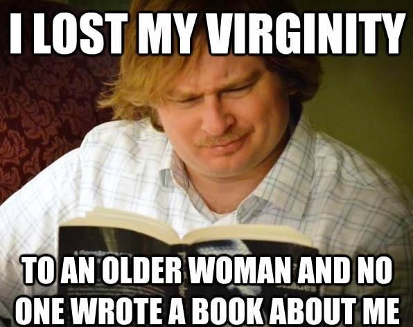 Curious Male Fifty Shades Meme