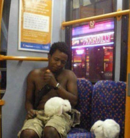 Terrible Twitter Selfies Rabbits