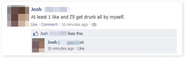 Drinking Fail