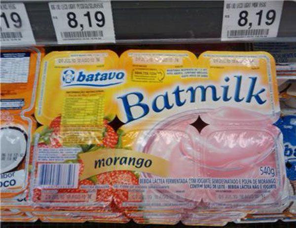 Batmilk Product