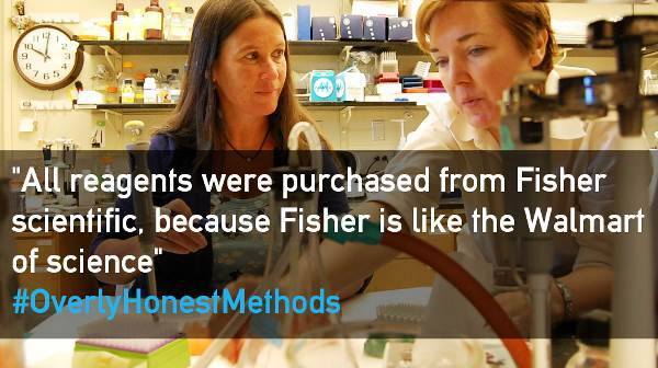 Fisher Is The Walmart of Science